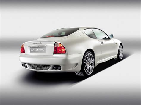 Maserati Gransport Review by 2004 Maserati Gransport Review Supercars Net