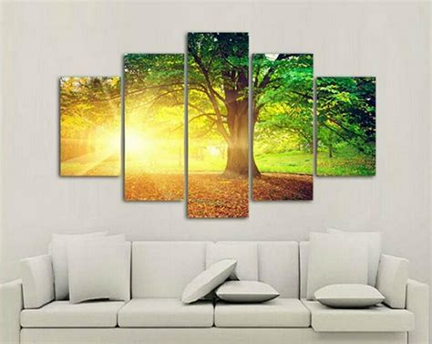 Livingroom Wall Art by Tree Wall Art Print Living Room Decor Home Interiors