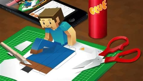 Papercraft Maker - minecraft papercraft studio image 6 of 6 minecraft