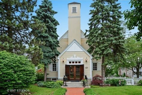 chicago church house live inside this church turned unique single family home