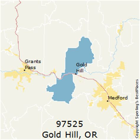 gold hill oregon map best places to live in gold hill zip 97525 oregon