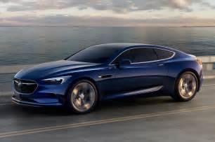 Www Buick Gm Considers Four Door Buick Avista Coupe Motor Trend