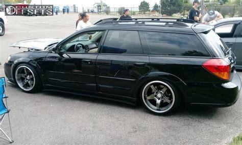 2005 subaru legacy custom xxr 555 18x10 25 custom wheels