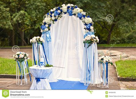 Wedding Archway by Wedding Archway Stock Photo Image 49499436