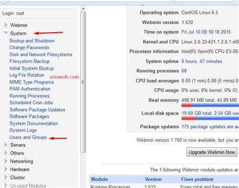 cara membuat vps menjadi smtp cara mudah membuat user ssh pada vps melalui webmin