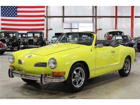 1972 karmann ghia 1972 volkswagen karmann ghia for sale on classiccars com