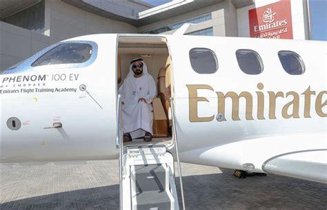 emirates flight training academy sheikh mohammed inaugurates emirates flight training