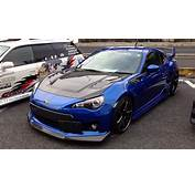 Brz With New Kit And Large Wing  Scion FR S Forum