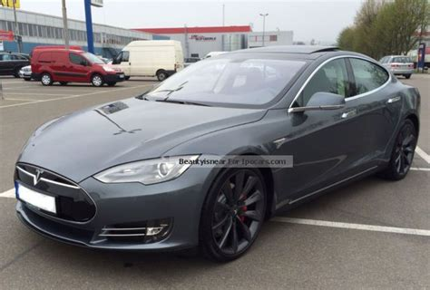 2014 Tesla Model S Performance 2014 Tesla Model S Performance Car Photo And Specs