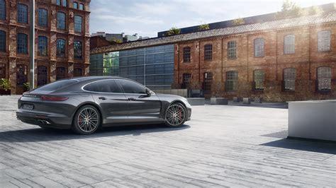 Porsche Panamera New by 2017 Porsche Panamera Officially Unveiled