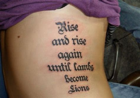 strength quote tattoos strength quotes quotesgram