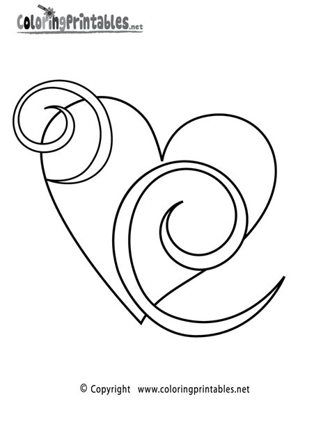 coloring hearts for heart healthy month coloring pages