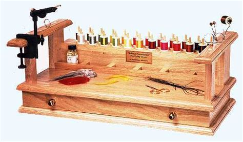 homemade fly tying bench here fly tying table woodworking plans uniq plan
