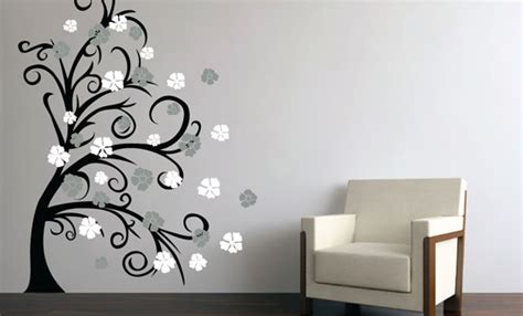 Black Wall Stickers art wall decals