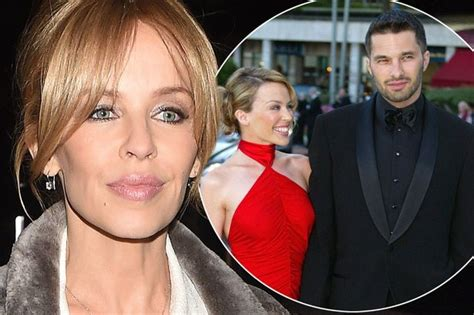 Gets Back Together With Ex Fianc Olivier Martinez by Minogue Back In Touch With Ex Olivier Martinez