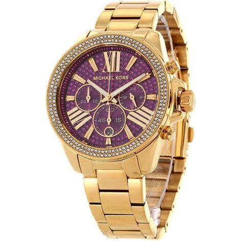 montre michael kors mk6290 montre dor 233 e ronde femme sur bijourama montre femme pas cher en ligne