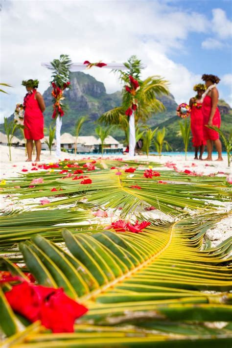 25  Best Ideas about Polynesian Wedding on Pinterest