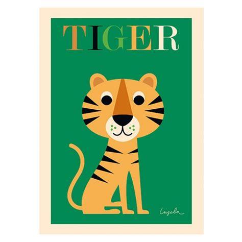 omm design banner nz leo bella omm design tiger poster