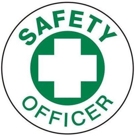 Officer Safety by Safety Officer Hat Labels