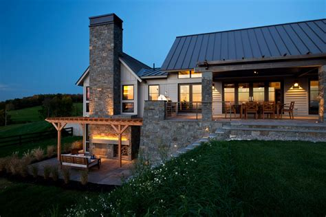 modern home design new england blending traditional new england architecture with modern