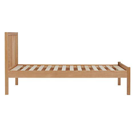bed frames lewis buy lewis bed frame single oak lewis