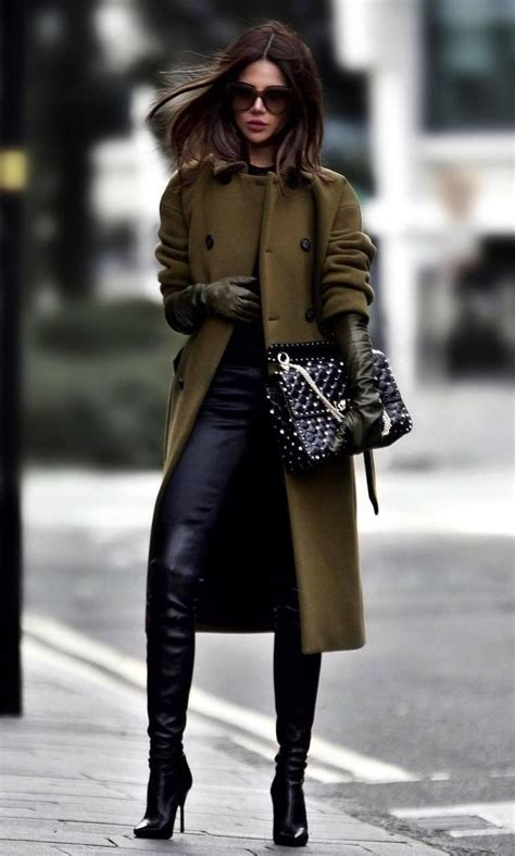 winter outfits   chic  warm clothes  fashion winter outfits winter fashion