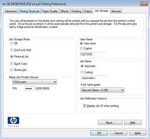 Click ok to close the printing preferences window click ok to close
