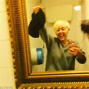 miley cyrus line in the bathroom forget twerking miley cyrus is all about going croque