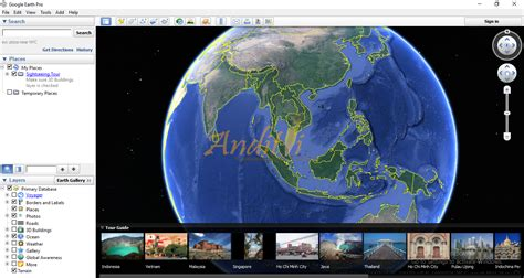 Software Melihat Dunia Earth Pro 7 earth pro v 7 1 7 2606 free offline installer anditii