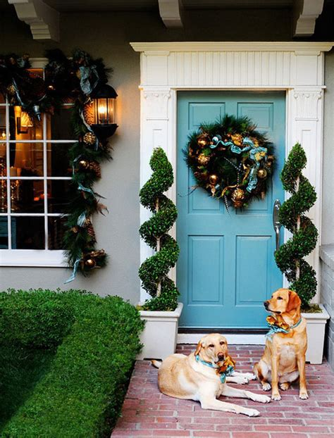 amazing christmas door decorations the latest home decor ideas