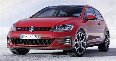 Volkswagen Golf Gtd 2020 by 2020 Volkswagen Golf Gti To Get Hybrid Power Boost