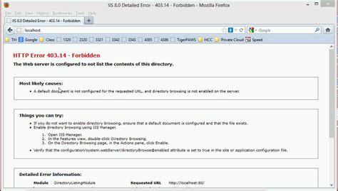 tutorial php on iis tutorial iis configuration php installation on windows 8
