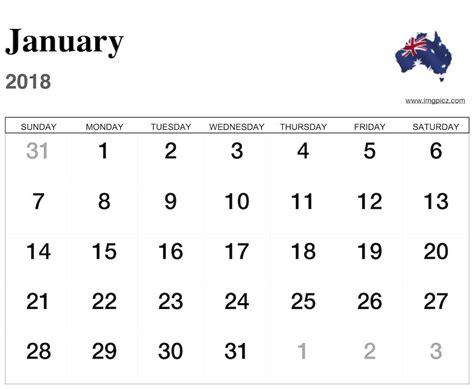 printable calendar 2018 australia 2018 calendar australia calendar 2017 printable