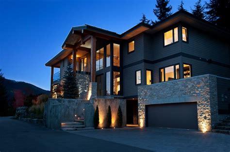 Inspired By Whistler Bc Mountain Home Decor Modern Chalet In Whistler Idesignarch Interior Design