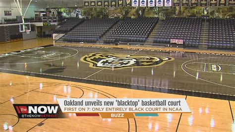 Detroit Court Search Oakland S New Blacktop Court