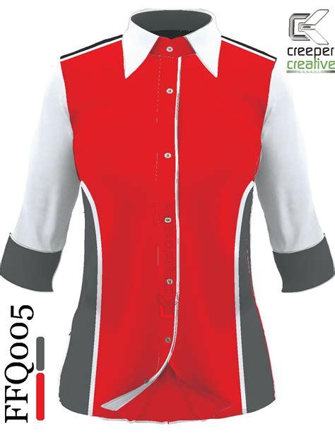 T Shirt Perwira baju muslimah dengan design sendiri layout design