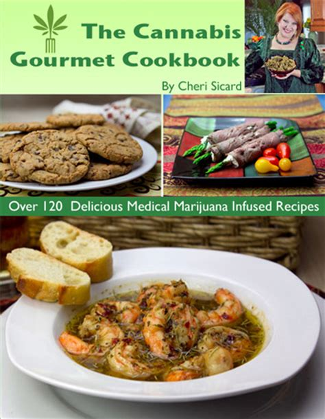 cannabis gourmet cookbook rises above the crowd toke of