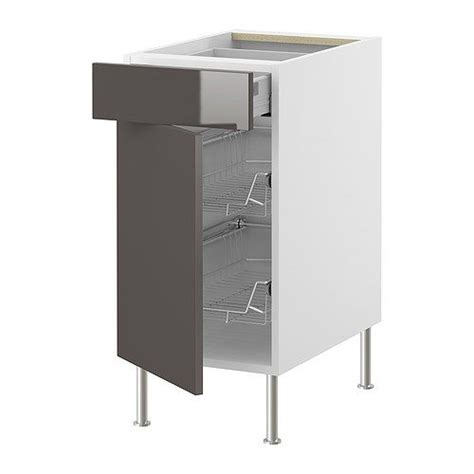 akurum base cab w wire basket drawer door white 196 del off white 15 quot ikea 98 best kitchen forward images on pinterest arquitetura