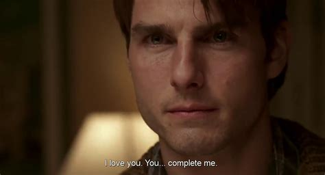 movie quotes you complete me jerry maguire movie quotes quotesgram