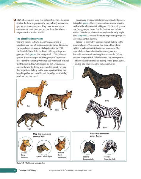 cambridge igcse biology coursebook issuu cambridge igcse biology coursebook third edition