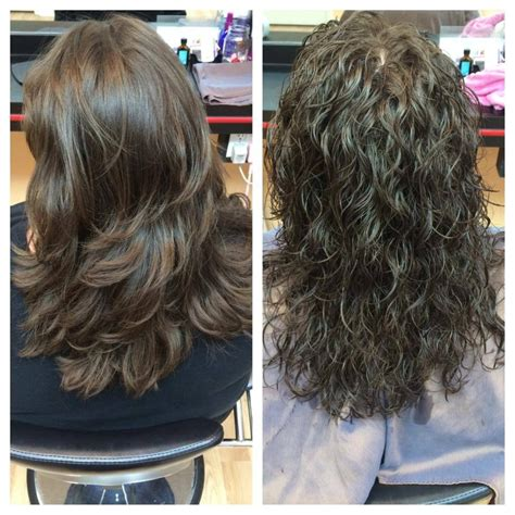 curly perm before after curly perm before and after yelp