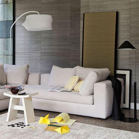 grey wallpaper uk living room cinza tons e ideias para decorar sua casa