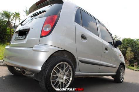 Spion Mobil Kia Visto Bekas Dijual Mobil Kia Visto 1 0 Mt 2001