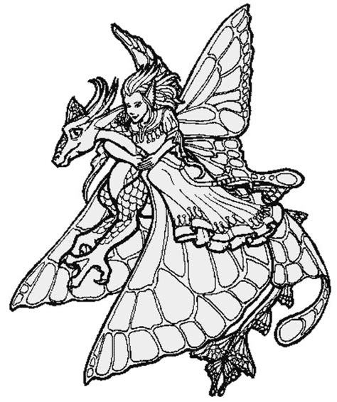 coloring pages dragons and fairies fairy coloring pages fairy coloring page with dragon