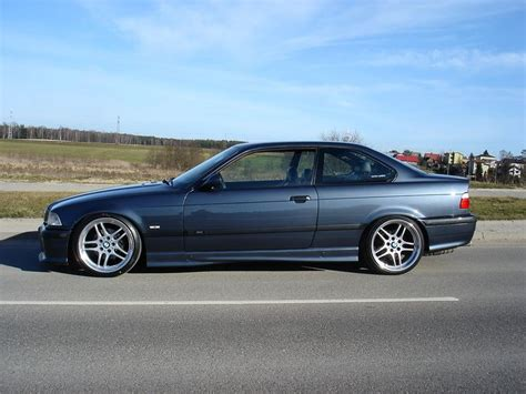 Coupe Stylé by Fjordgrau Metallic Bmw E36 Coup 233 On Oem Bmw Styling 37 Quot M