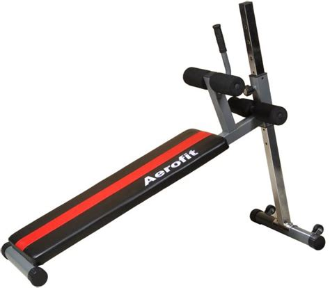 buy sit up bench aerofit sit up bench hf981 buy online at best price on