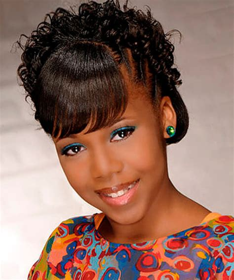 Pre Teen Hair Styles Pictures | natural hairstyles for african american women and girls