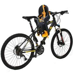 chair bike carrier buy bicycle child front baby seat bike carrier