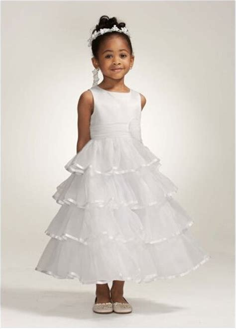 Dress Of The Day Tiered Dress by 2015 New Arrival Tiered Organza Flower Dresses