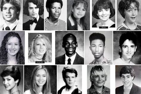 Guess Who Celebrity Yearbook Photos Trivia Quiz Zimbio